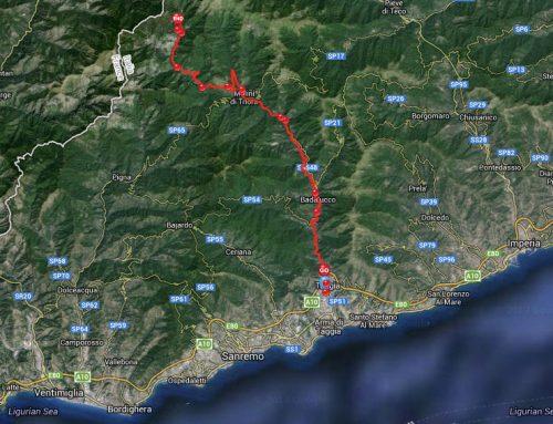 6 luglio – prima giornata Cicloraduno Alpi del Mare 2013