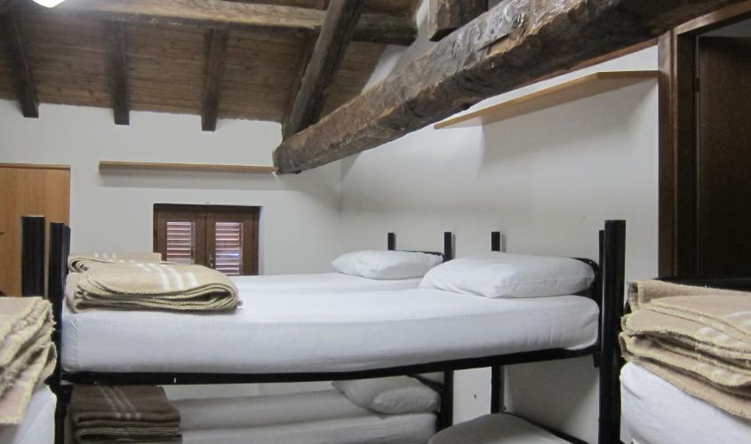 Rifugio realdo vive for Piani di aggiunta della camera da letto del primo piano