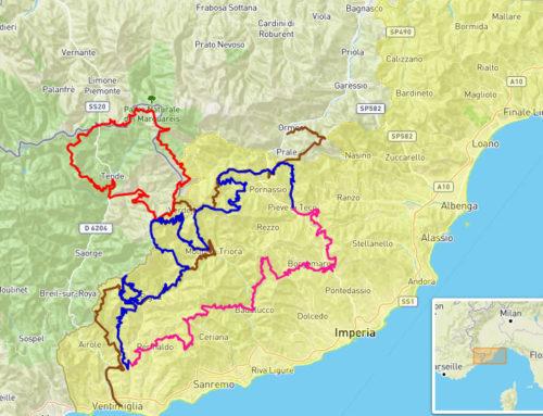 (Italiano) Liguria Ponente e-MTB