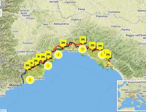 (Italiano) Alta Via dei Monti Liguri e-MTB