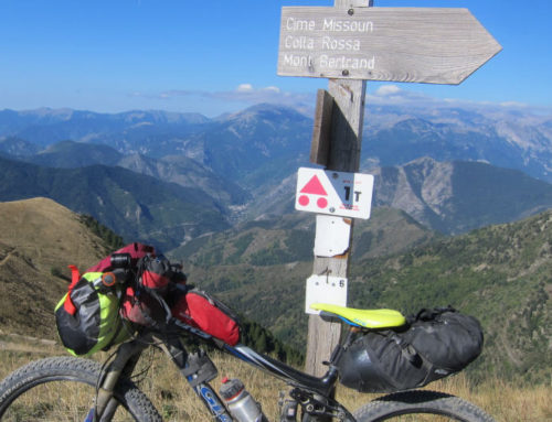(Italiano) Tour Alpi Liguri