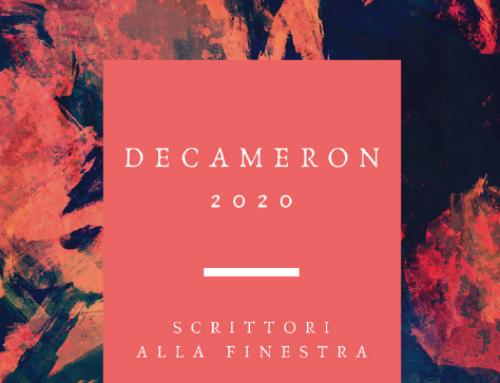 (Italiano) Decameron 2020, Gianmarco Parodi