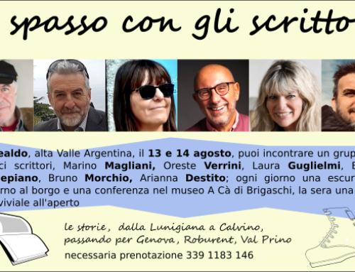 (Italiano) A spasso con gli scrittori